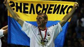 Украинец против Марадоны, красная для Шовковского и еще 20 топовых олдскульных фото