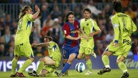 Мессі забив один із найкрасивіших голів в історії рівно 9 років тому