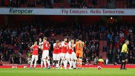 """Вболівальники """"Арсенала"""" не прийшли на матч проти """"Вест Бромвіча"""" через шалені ціни на квитки"""