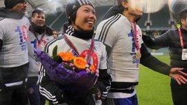 У Гонконзі жінка-тренер уперше в історії стала чемпіоном з чоловічим професійним клубом