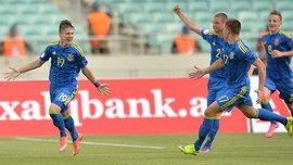 Євро-2016: Україна U-17 - Німеччина U-17 - 2:2. Відео. Огляд матчу