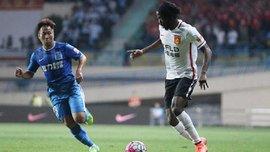 Жервиньо забил сумасшедший соло-гол в Китае
