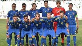 Україна U-17 поступилась Боснії та Герцеговині і вилетіла з Євро-2016