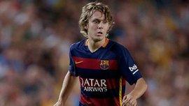 """Молода зірка """"Барселони"""" перейде у """"Валенсію"""""""