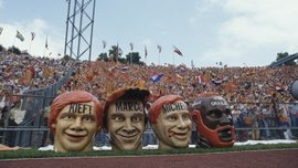 """11 киян і """"Батьки із Суринаму"""". Історія чемпіонатів Європи у фото: Німеччина-1988"""