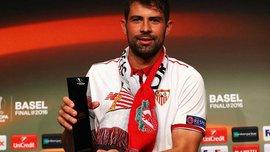 """УЄФА назвав найкращого гравця фіналу Ліги Європи """"Ліверпуль"""" - """"Севілья"""""""