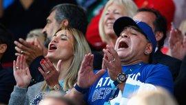 """Марадона зіграв Бога у рекламі пива з гравцями """"Реала"""" та """"Ювентуса"""""""