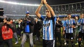 Милито плакал, как ребенок, после последнего матча в карьере