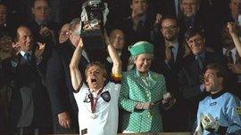Королева і німці. Історія чемпіонатів Європи в фото: Англія-1996