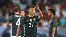 Кількість дебютантів збірної Німеччині Льова поповнилась на 4 гравці і сягнула 82-х