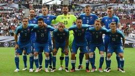 Словаччина оголосила остаточну заявку на Євро-2016