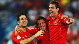 Сльози Срни і радість іспанців. Історія чемпіонатів Європи в фото: Австрія і Швейцарія-2008