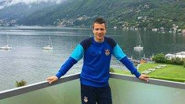 Коноплянка приглашает в гости футболиста сборной России