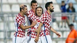Хорватія у ювілейному матчі Срни здобула перемогу з рекордним рахунком