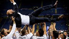 """""""Реал"""" планує масштабну трансферну кампанію - у списку Зідана 10 прізвищ"""