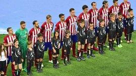 """""""Атлетіко"""" може розпродати гравців на 400 мільйонів євро"""