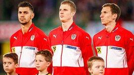 Команди Євро-2016. Група F. Австрія