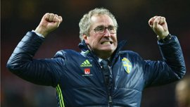 """На Євро-2016 Швеція хоче повторити подвиг """"Лестера"""", - Хамрен"""