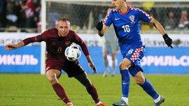 Сборная России понесла еще одну потерю перед матчем против Англии