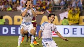 Копа Америка. Уругвай вылетает, Мексика и Венесуэла проходят дальше