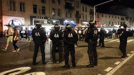 На фанатов сборных Польши и Северной Ирландии напали французские хулиганы