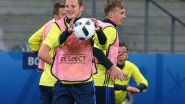 Як збірна України тренувалась перед матчем з Німеччиною
