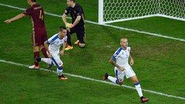 В матче Словакия - Россия установлен уникальный рекорд чемпионатов Европы