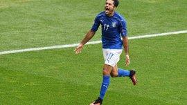 Мартинс Эдер - лучший игрок матча Италия - Швеция