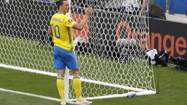Швеция установила шокирующее антидостижение Евро-2016