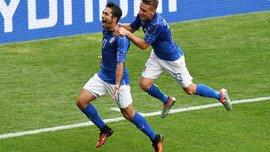 Герой матчу Італія - Швеція поділився своїми враженнями від поєдинку