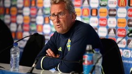 Главный тренер сборной Швеции разочарован результатом игры против Италии