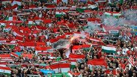 Полиция Марселя арестовала шесть фанатов сборной Венгрии