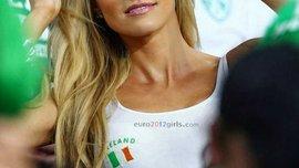 Фанаты Ирландии растрогали сеть колыбельной для младенца на Евро-2016