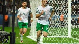 Ирландия минимально обыграла Италию и вышла в плей-офф Евро-2016