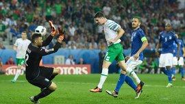 УЕФА определил лучшего игрока матча Италия – Ирландия