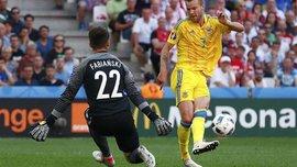Ярмоленко і Драговіч потрапили у топ-11 зірок-невдах Євро-2016