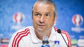 Шторк: Я спокоен перед игрой с Бельгией
