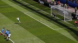 У матчі Франція – Ірландія забито 2-й найшвидший гол в історії чемпіонатів Європи