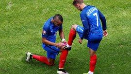 Франция одержала волевую победу над Ирландией и пробилась в 1/4 финала Евро-2016