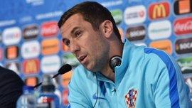 Срна извинился перед фанатами сборной Хорватии