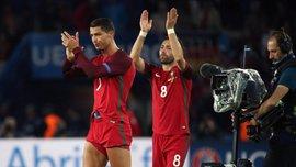 Роналду змусив Моутінью бити пенальті у ворота Польщі