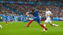 Франція розгромила Ісландію та пробилася до півфіналу Євро-2016