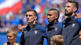 Стала известна символическая сборная 1/4 финала Евро-2016