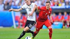 В топ-10 футболистов с наибольшим километражем на Евро-2016 – 7 из группы сборной Украины