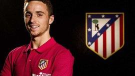 """Офіційно: """"Атлетіко"""" підписав найкращого молодого гравця чемпіонату Португалії"""