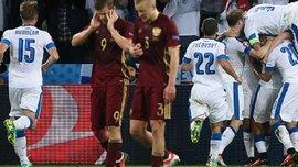 Топ-11 найгірших гравців Євро-2016: без українців, але з росіянами та Ібрагімовічем