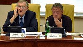 ФФУ призначила Маркевича головою Комітету національних збірних