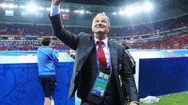 Де Бьязи, которого связывали со сборной Украины, готов возглавить Англию