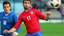 Сербський захисник забив божевільний автогол не з цього світу