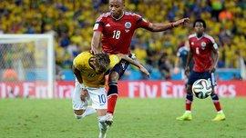 """Официально: """"Уотфорд"""" подписал колумбийца, который едва не покалечил Неймара"""